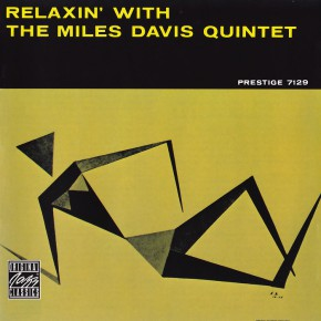 MILES DAVIS MUSIC - RELAXIN'